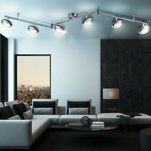 Das Bild Wird Geladen 30 Watt LED Deckenleuchte Decken Lampe Wohnzimmer Strahler