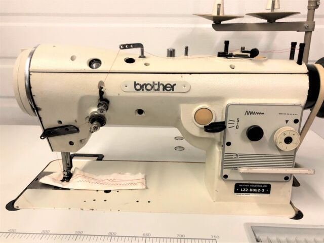 Brother Lz40b854040 High Speed Zig Zag Wreverse 40v Industrial Gorgeous Brother Zig Zag Sewing Machine
