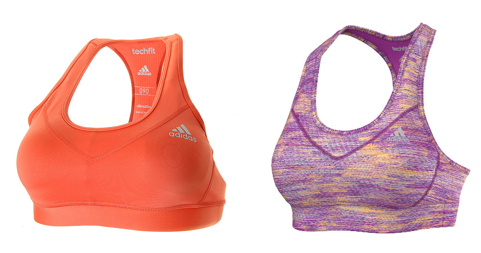 Adidas Women's  Techfit Bra AY3146 BK3779 Yoga Training Climalite cool tank Top  for sale online