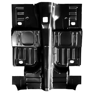 Complete Floor Pan W Seat Platforms 65 68 Mustang Coupe Fastback 67 68 Cougar Ebay