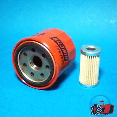 FLK4501 Oil Fuel Filter Kit Iseki TX2140 TX2160 Tractor