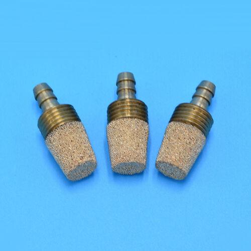 5x Fuel Filter Fuel Fitting Pick Up Fuel Hammer f Nitro Gasoline Engine RC Model