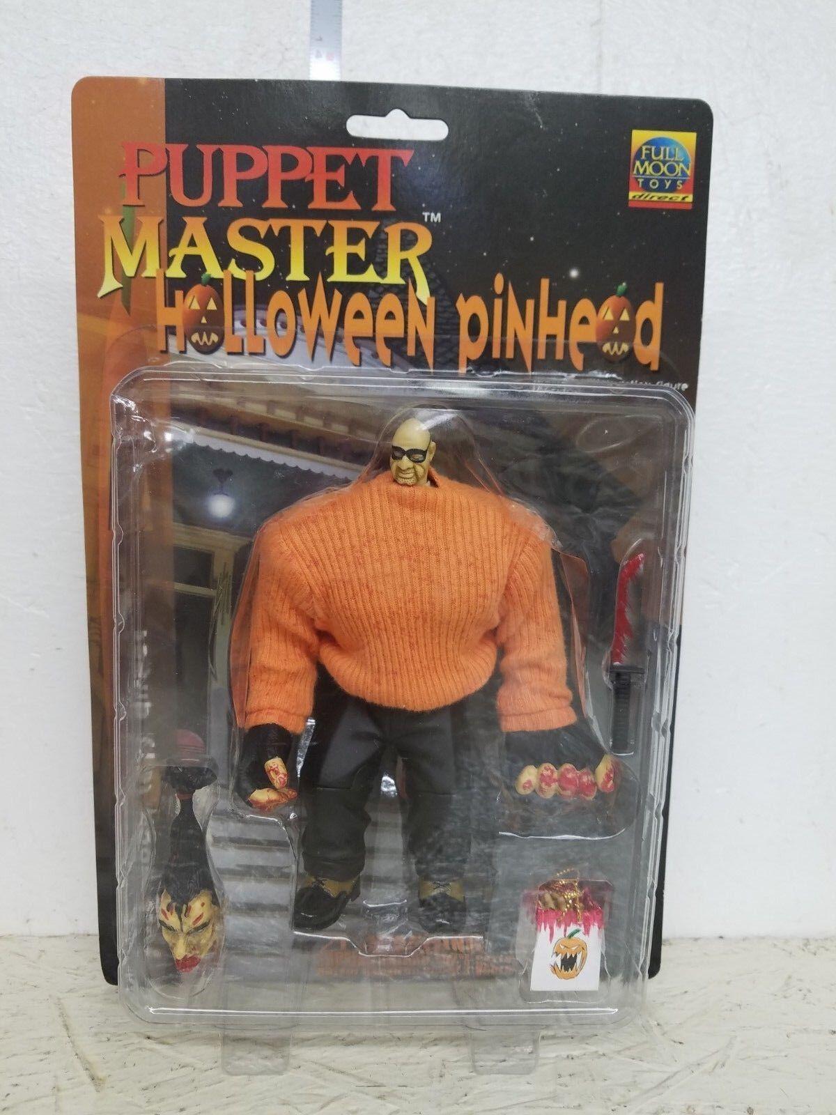 para barato Puppet Master  cabeza de de de alfiler  figura de Halloween  marcas de moda