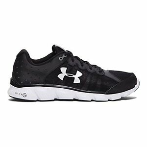 Under-Armour-Mens-Micro-G-Assert-6-2E-Wide-Running-Shoes-Pick-SZ-Color