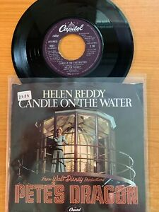 """Helen Reddy - Candle On The Water // 7"""" - 1. US-Pressing 1978 - TOP condition"""