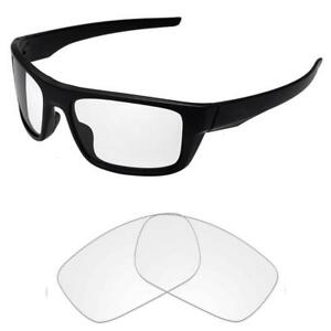 bbb4652841b NEW ANTI REFLECTIVE CLEAR LENS FIT RAY BAN PREDATOR 2 RB2027 62MM ...