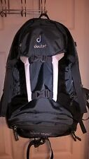 Deuter Backpack Trans Alpine 25 - Grey - Nero
