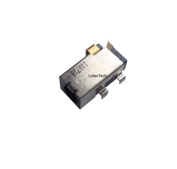 Lenovo Ideapad 100S-14iby Conector de Toma Alimentación Dc Puerto Carga