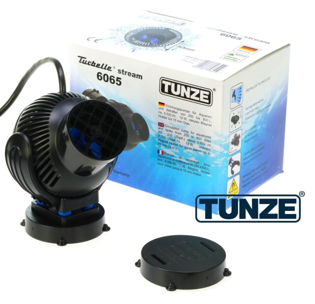 Up to 500 Gallon Tunze USA 6125.000 Stream Propeller Pump for Aquariums