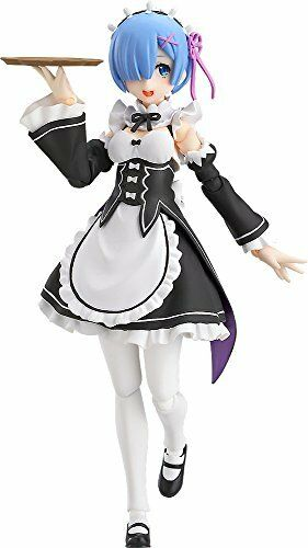 Max Factory Re Zero Starting Life in Another World Rem Figma Figure