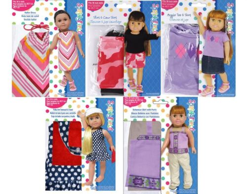 Fibre Craft Springfield Doll Clothes Variety Pick One NEW In Package