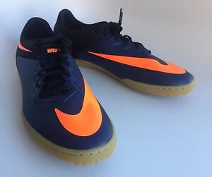Nike HYPERVENOM PRO IC INDOOR SOCCER SHOES CLEATS 749903-480 Size 10 & 12