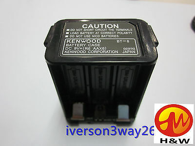 AA size battery case for KENWOOD TH-28A TH-48A TH-78A twow ay radio