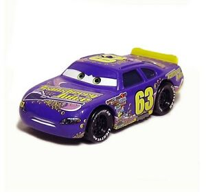 Disney Pixar Movie Cars Toy Car Diecast Vehicle Piston Cup 63 Transberry Juice Ebay
