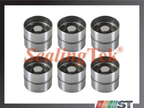 Fit 89-00 Geo Metro 1.0L 3-Cylinder G10 Engine Valve Lifters Lash Adjusters 6 pc