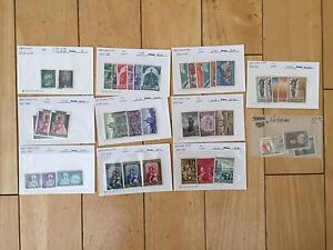 H10-Vatican-City-c13-c14-182-192-216-229-275-281-298-304-330-Stamps-Boniface