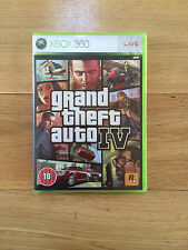 Grand Theft Auto IV (GTA 4) for Xbox 360 *Manual & Map Included*