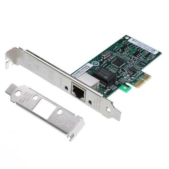 Intel Expi9301ct Network Card Adapter 82574l Rj-45 Gigabit Ethernet ...