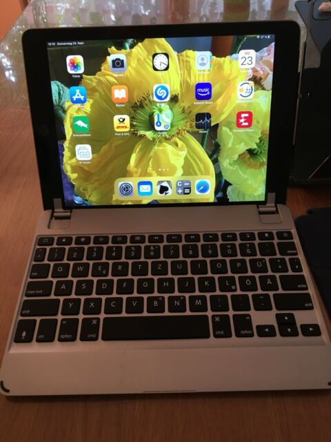 Apple iPad 6. Gen. 128GB, WLAN + Cellular, (Entsperrt), 24,64 cm, (9,7 Zoll)...