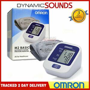 Omron M2 Basic Digital Automatic Upper Arm Blood Pressure Monitor HEM7120E NEW