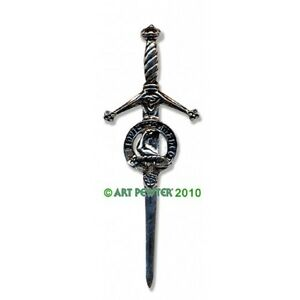 Art-Pewter-Armstrong-Clan-Kilt-Pin-Made-In-Scotland