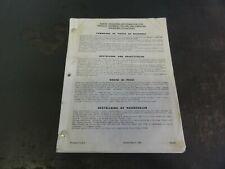 Case 580k Construction King Loader Backhoe Parts Catalog March 1987