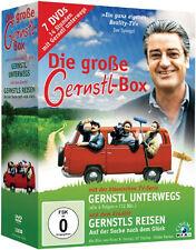 "7 DVDs * DIE GROßE GERNSTL - BOX # NEU OVP """
