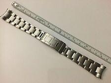 SOLID OYSTER BAND BRACELET FOR ROLEX SUBMARINER FAT SPRING BAR 20MM 93150 F/LOCK