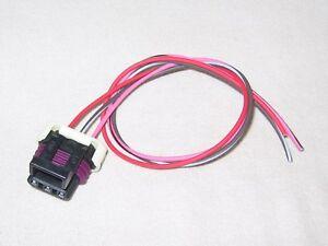 Details about Camshaft Position Sensor Connector 96-up Vortec Distributor on