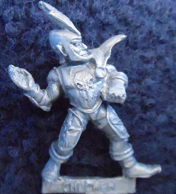 1988 Dark Elf Bloodbowl 2nd Edition Thrower 19 Citadel BB106 Team Elven Chucker