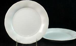 Lindt-Stymeist-CLASSIC-WAVE-2-Salad-Plates-GREAT-CONDITION