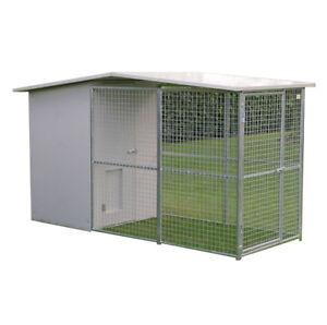 Recinto Box Per Cani Mod Modulare Ebay