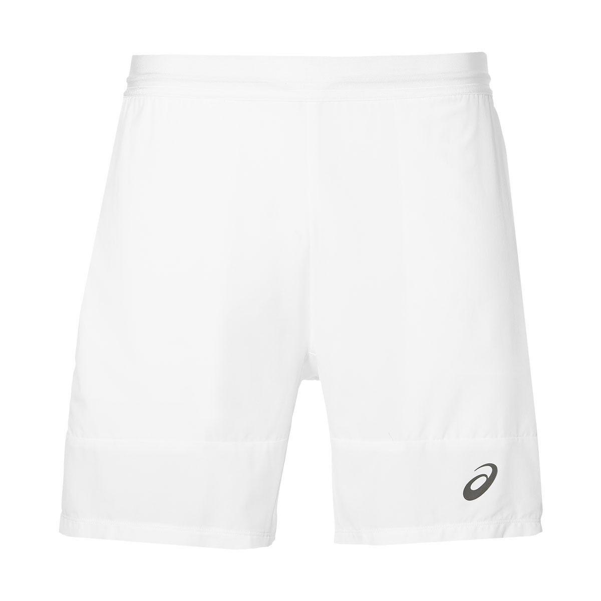 Asics Camisetas  Hombre CORTO M Athlete blancoo  venta de ofertas