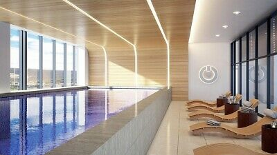 Moderna oficina en momentum WTC