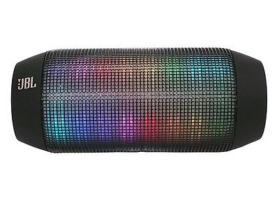 JBL Pulse Wireless Bluetooth Speaker with LED lights and NFC Pairing (Black)
