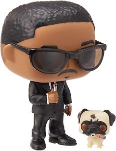 Funko 37664 POP /& Buddy MEN IN BLACK-Agente J e Frank Figura da collezione,
