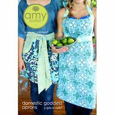 "AMY BUTLER ""DOMESTIC GODDESS APRONS"" Sewing Pattern"