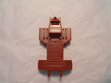 TRANSFORMERS GENERATION 1, G1 AUTOBOT PARTS METROPLEX CENTRAL TOWER/SIXGUN BODY