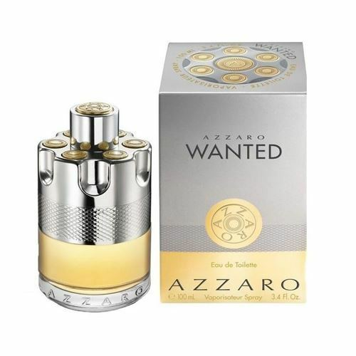 Loris Azzaro Wanted 100ml EDT Spray Authentic Boxed Sealed