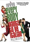 Everybody Wants to Be Italian 0031398105091 With John Kapelos DVD Region 1