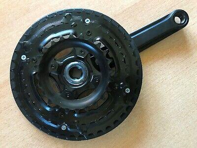 Shimano MTB Kurbelgarnitur FC-TY501 Vierkant 6//7//8-fach versch Ausführungen