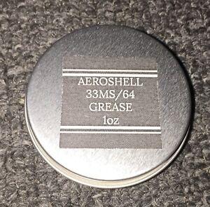 AeroShell-33MS-64-Barrel-amp-Nut-Lithium-Moly-Synthetic-Grease-Mil-Spec-1oz-Jar