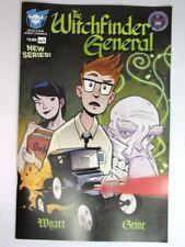 Devil's Due Comics: THE WITCHFINDER GENERAL #1 # 3I36