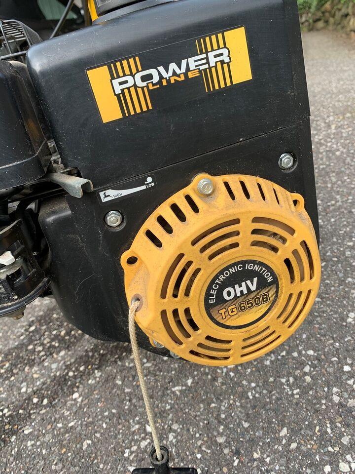 Fejemaskine, Texas ProSweep 680 TG