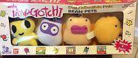 Tamagotchi Soft Bean Pets 4 Pack Bandai 1997