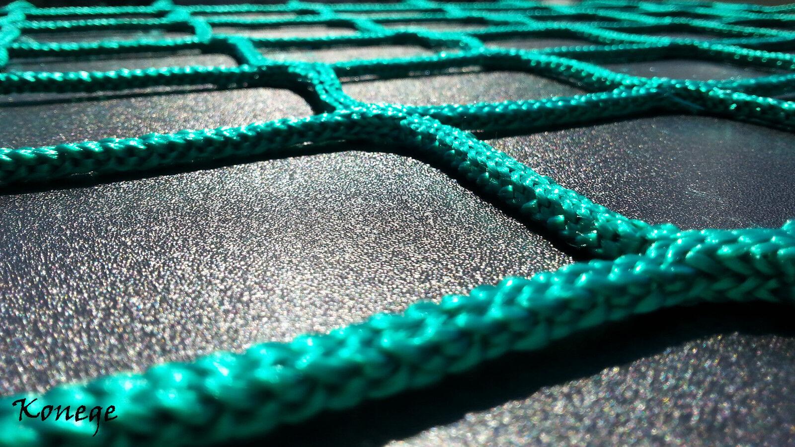 Heunetz per avviliamo 3,5m x 3,5m mw10cm, 5mm cordoncino, tessuti, inquinante libero
