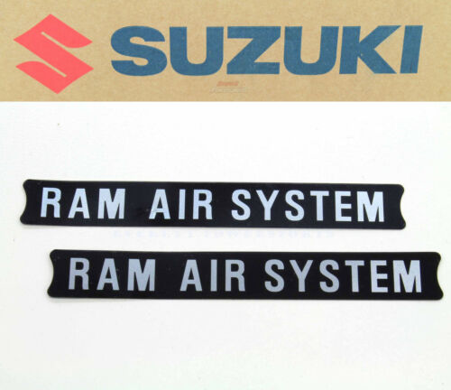 Ram Air System Head Cover Engine Emblems Emblem Set 74 75 76 77 GT 380 550 #Q48