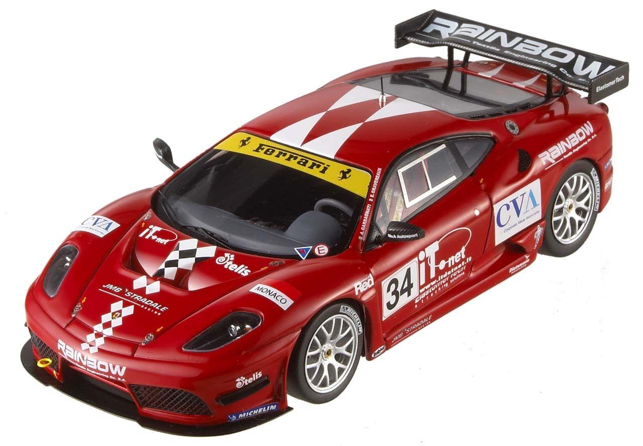 HOTWHEELS ELITE 1 43 FERRARI 430 GT3  JMB Racing  2009