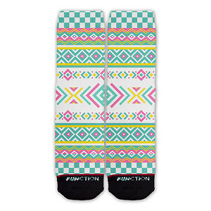 Midwest Ice Tea Pattern Socks green can Arizona pattern teal colorful Function