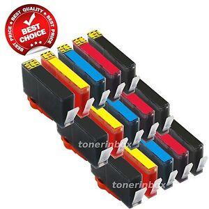 15 Pk 564XL Compatible Ink Cartridge for HP Photosmart 7510 7515 7520 7525 D7560